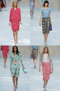 Burberry Porsum pretty pastels