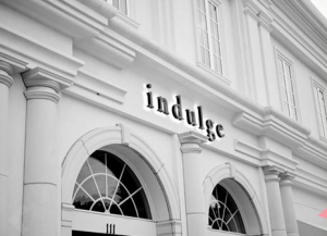indulge front