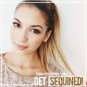get sequined