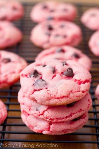 Strawberry-Chocolate-Chip-Cookies-6