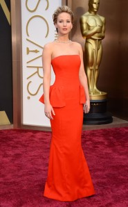 Jennifer Lawrence _ Christian Dior Couture