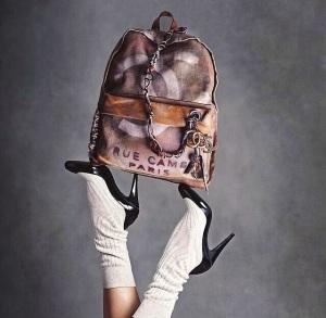 chanel backpack 4