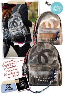 Chanel_Spring_Summer_2014_Graffiti_Printed_Canvas_Backpack